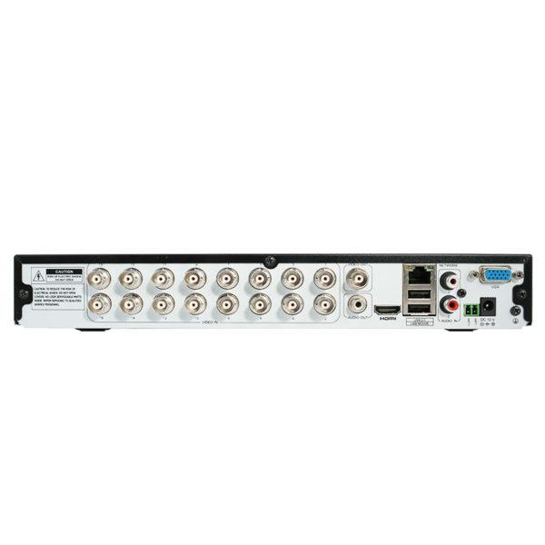 16路同轴网络远程监控主机DVR主图3